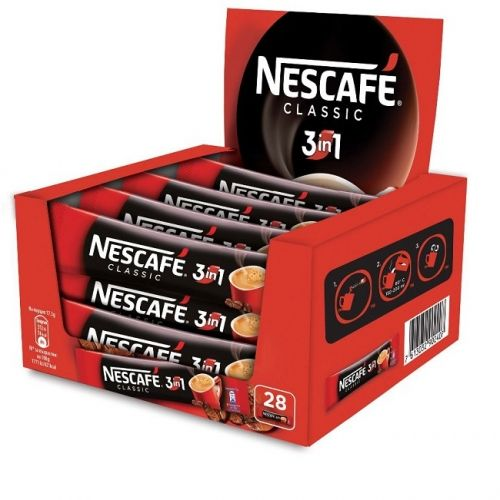 КАФЕ МИКС NESCAFE 2in 1