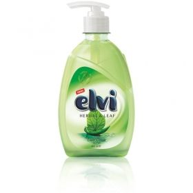 Течен сапун Elvi Herbal Leaves 400 ml